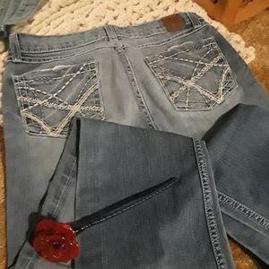BKE Jeans womens Mya bootcut size 29